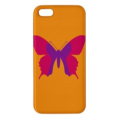 Butterfly Wings Insect Nature Iphone 5s/ Se Premium Hardshell Case
