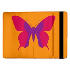 Butterfly Wings Insect Nature Samsung Galaxy Tab Pro 12 2  Flip Case