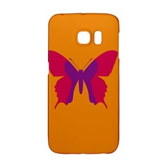 Butterfly Wings Insect Nature Samsung Galaxy S6 Edge Hardshell Case