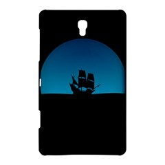 Ship Night Sailing Water Sea Sky Samsung Galaxy Tab S (8 4 ) Hardshell Case