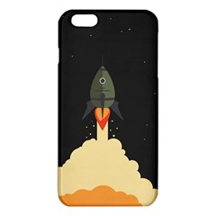 Rocket Space Stars Iphone 6 Plus/6s Plus Tpu Case by Nexatart