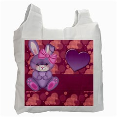 Illustration Love Celebration Recycle Bag (one Side) by Nexatart