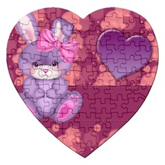 Illustration Love Celebration Jigsaw Puzzle (heart)