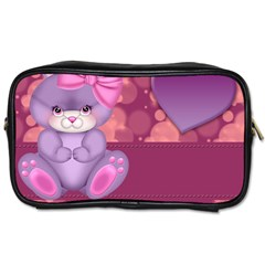 Illustration Love Celebration Toiletries Bag (one Side)