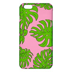 Leaves Tropical Plant Green Garden Iphone 6 Plus/6s Plus Tpu Case