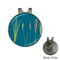Grass Grasses Blade Of Grass Hat Clips With Golf Markers
