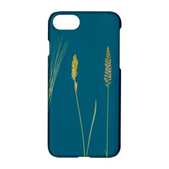 Grass Grasses Blade Of Grass Apple Iphone 8 Hardshell Case