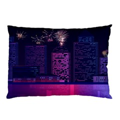 Architecture Home Skyscraper Pillow Case