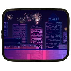 Architecture Home Skyscraper Netbook Case (xxl) by Nexatart