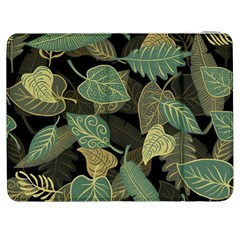 Autumn Fallen Leaves Dried Leaves Samsung Galaxy Tab 7  P1000 Flip Case