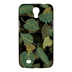 Autumn Fallen Leaves Dried Leaves Samsung Galaxy Mega 6 3  I9200 Hardshell Case