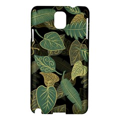 Autumn Fallen Leaves Dried Leaves Samsung Galaxy Note 3 N9005 Hardshell Case