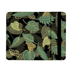 Autumn Fallen Leaves Dried Leaves Samsung Galaxy Tab Pro 8 4  Flip Case