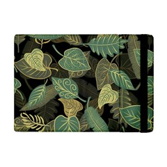 Autumn Fallen Leaves Dried Leaves Ipad Mini 2 Flip Cases by Nexatart