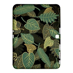 Autumn Fallen Leaves Dried Leaves Samsung Galaxy Tab 4 (10 1 ) Hardshell Case