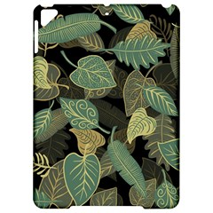 Autumn Fallen Leaves Dried Leaves Apple Ipad Pro 9 7   Hardshell Case