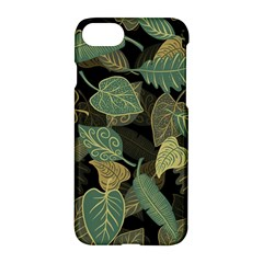Autumn Fallen Leaves Dried Leaves Apple Iphone 8 Hardshell Case