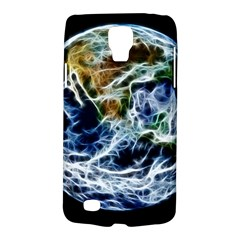 Spherical Science Fractal Planet Samsung Galaxy S4 Active (i9295) Hardshell Case by Nexatart