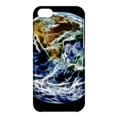 Spherical Science Fractal Planet Apple Iphone 5c Hardshell Case