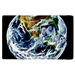 Spherical Science Fractal Planet Apple Ipad Pro 9 7   Flip Case by Nexatart