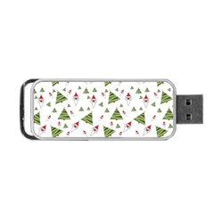 Christmas Santa Claus Decoration Portable Usb Flash (one Side)