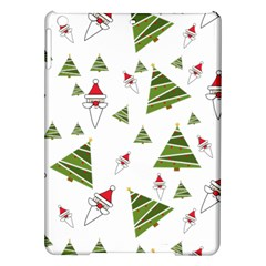 Christmas Santa Claus Decoration Ipad Air Hardshell Cases