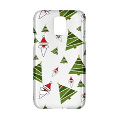 Christmas Santa Claus Decoration Samsung Galaxy S5 Hardshell Case