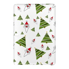 Christmas Santa Claus Decoration Samsung Galaxy Tab Pro 10 1 Hardshell Case