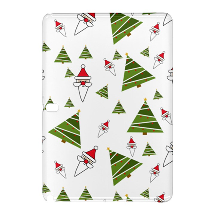 Christmas Santa Claus Decoration Samsung Galaxy Tab Pro 10.1 Hardshell Case
