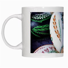 Model Color Traditional White Mugs