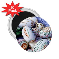 Model Color Traditional 2.25  Magnets (10 pack)