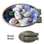 Model Color Traditional Money Clips (Oval)  Front