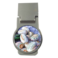 Model Color Traditional Money Clips (Round)