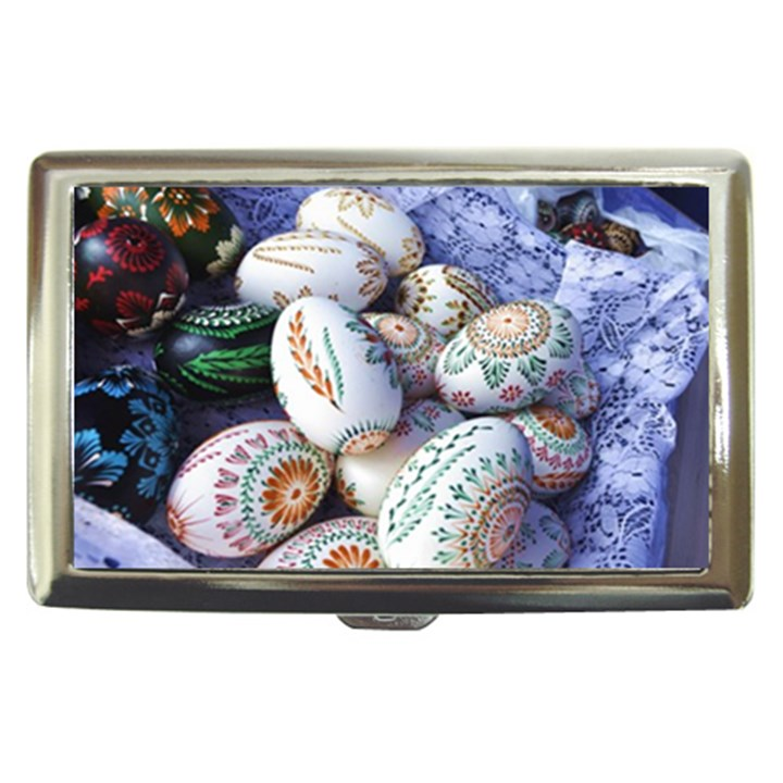 Model Color Traditional Cigarette Money Case