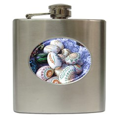 Model Color Traditional Hip Flask (6 Oz) by Nexatart