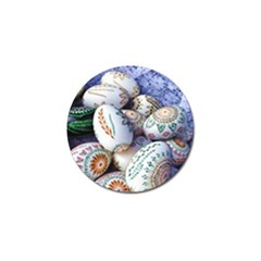 Model Color Traditional Golf Ball Marker (10 pack)