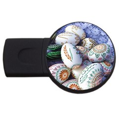 Model Color Traditional USB Flash Drive Round (2 GB)