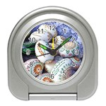 Model Color Traditional Travel Alarm Clock Front