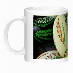 Model Color Traditional Night Luminous Mugs by Nexatart