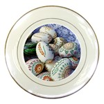 Model Color Traditional Porcelain Plates Front