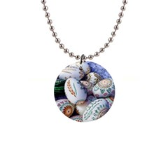 Model Color Traditional Button Necklaces by Nexatart