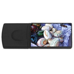 Model Color Traditional Rectangular USB Flash Drive