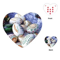 Model Color Traditional Playing Cards (Heart)