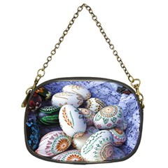 Model Color Traditional Chain Purse (Two Sides)