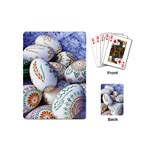 Model Color Traditional Playing Cards (Mini) Back