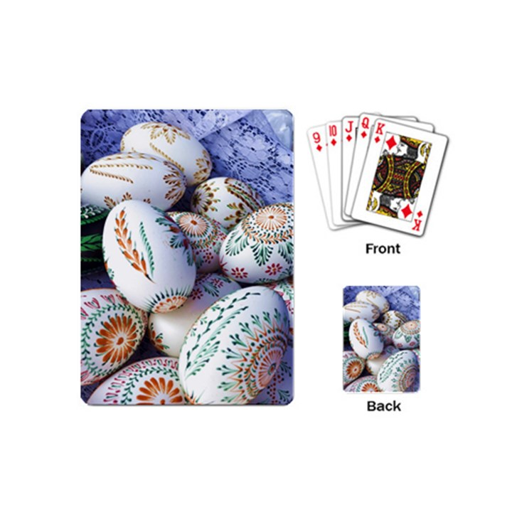 Model Color Traditional Playing Cards (Mini)