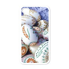 Model Color Traditional Apple iPhone 4 Case (White)