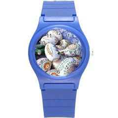 Model Color Traditional Round Plastic Sport Watch (s) by Nexatart
