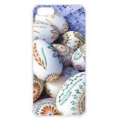 Model Color Traditional Apple iPhone 5 Seamless Case (White)