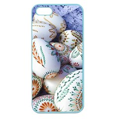 Model Color Traditional Apple Seamless Iphone 5 Case (color)